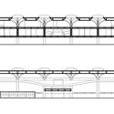 Cortes Longitudinais. Image © Arquitetura Brutalista, FAU-Mackenzie