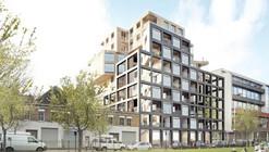 Proposta de Desenvolvimento de Uso Misto para a Wenlock Road / Hawkins\Brown Architects