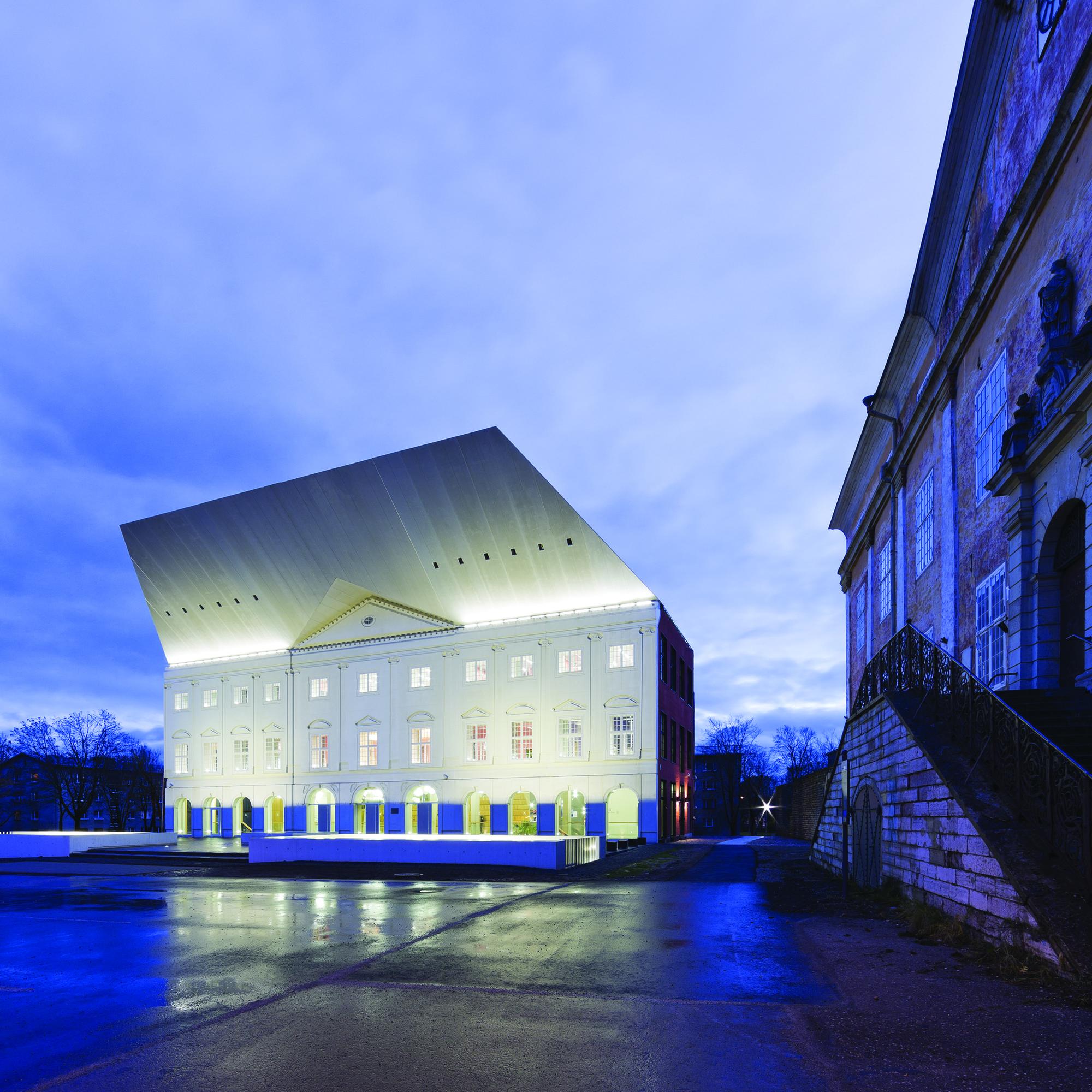 Faculdade de Narva / Kavakava Architects
