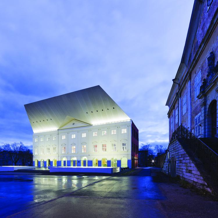 Narva College / Kavakava Architects, © Kaido Haagen