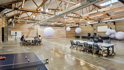 Wordpress Automattic Space / Baran Studio Architecture