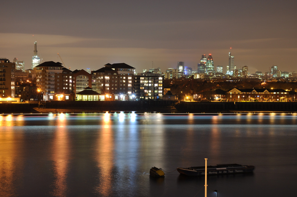 Five Teams Selected to Envision Future Development for London Thames, © Flickr User erg0