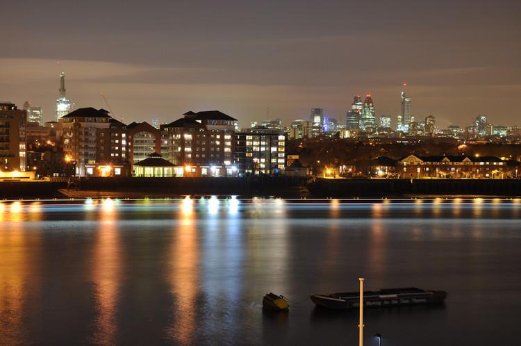 Cinco Equipes Selecionadas para projeto urbano no Rio Tâmisa em Londres, © Flickr User erg0