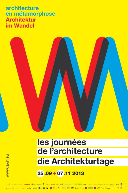 The Architecture Days Festival, Courtesy of European House of Architecture