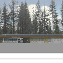 Tahoe City Transit Center Wrns Studio Archdaily