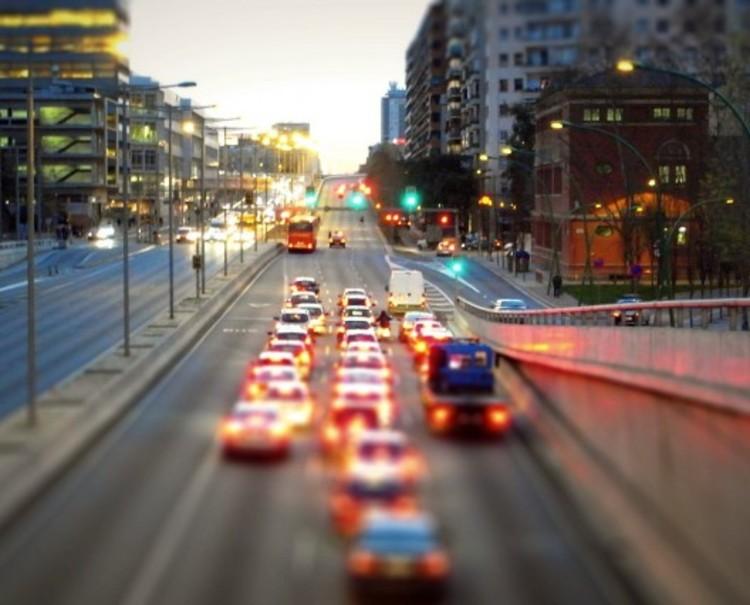 Barcelona no caminho para baixar em 30% a circulação de carros, © Flickr © Almusaiti
