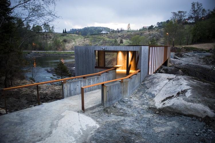 Ponte Høse / Rintala Eggertsson Architects, © Dag Jenssen