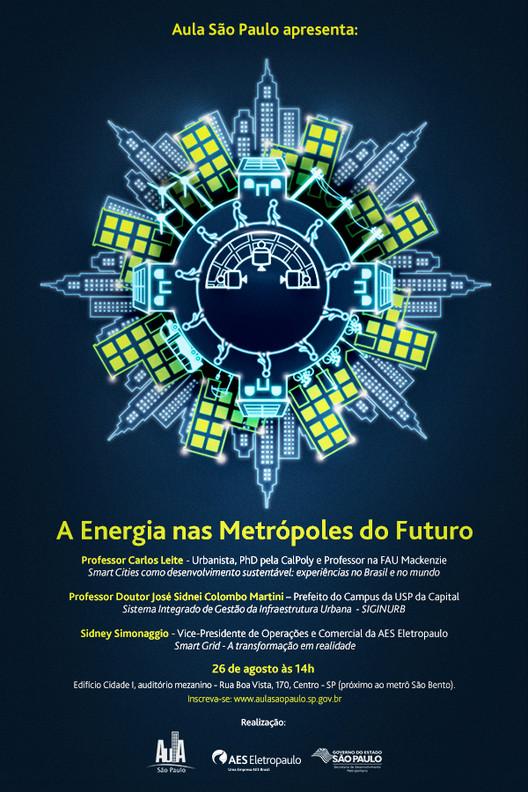 Aula São Paulo - A energia nas metrópoles do futuro