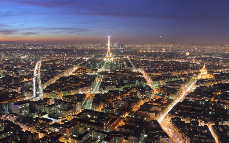 Bulevares de Paris: um sucesso matemático?, © Benh Lieu Song