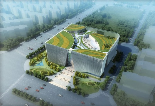 Courtesy of Tongji Architectural Design and Research Institute