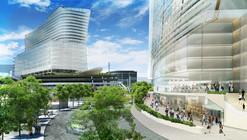 Centro de Transportes de Stamford: Proposta Vencedora / Studio V Architecture