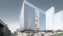SOM Breaks Ground on Los Angeles' Courthouse