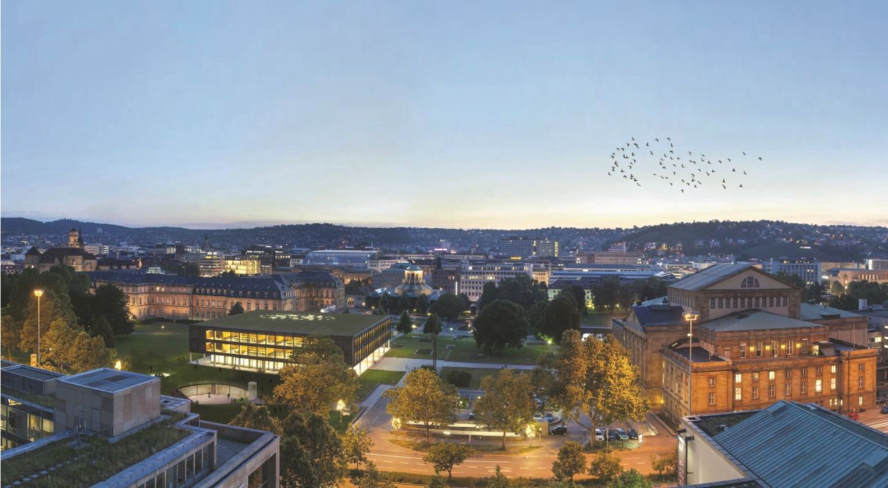 Citizen and Media Centre Winning Proposal / Henning Larsen Architects, Courtesy of Henning Larsen Architects