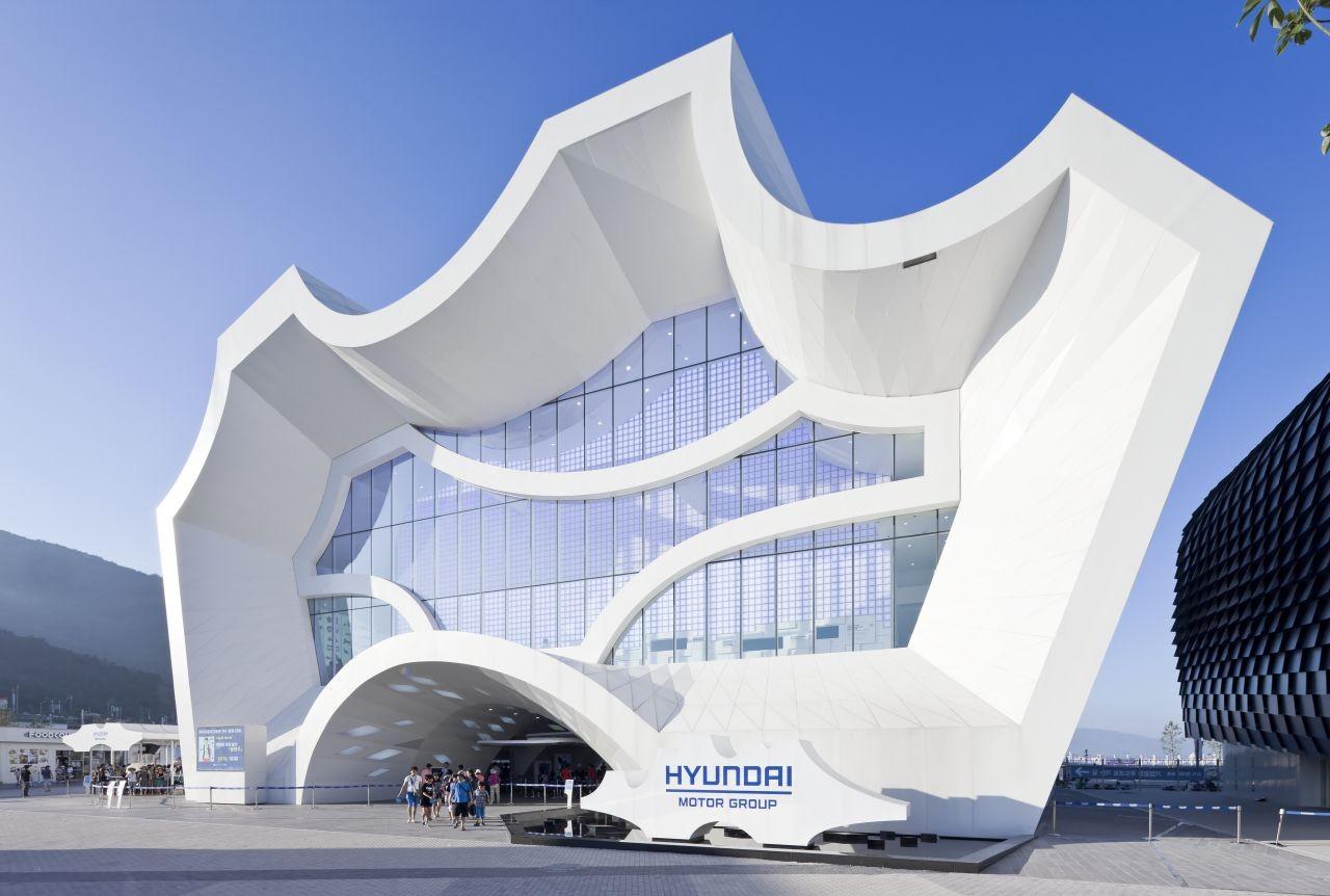 Hyundai Pavilion / Unsangdong Architects, © Sergio Pirrone