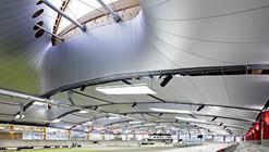 Estádio de Patinação de Inzell / Behnisch Architekten + Pohl Architekten