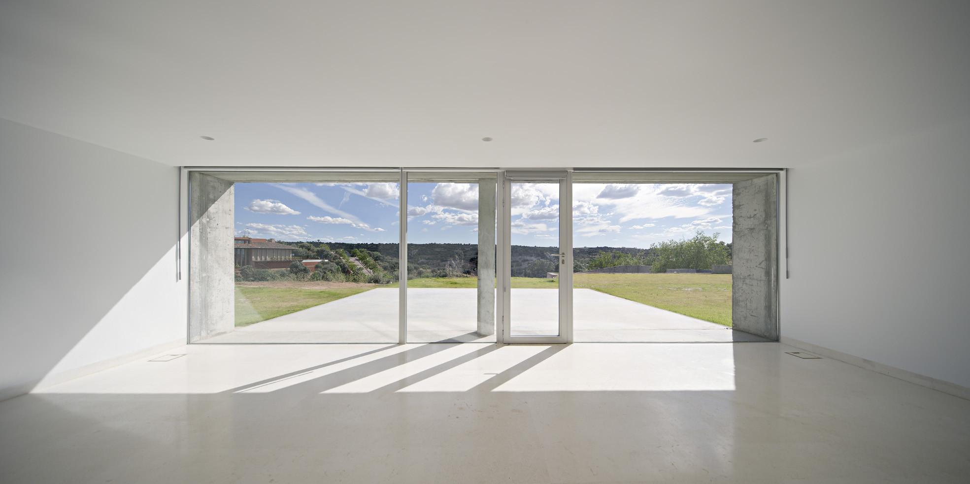 Gallery of rufo house alberto campo baeza 4 - Estudio arquitectura toledo ...