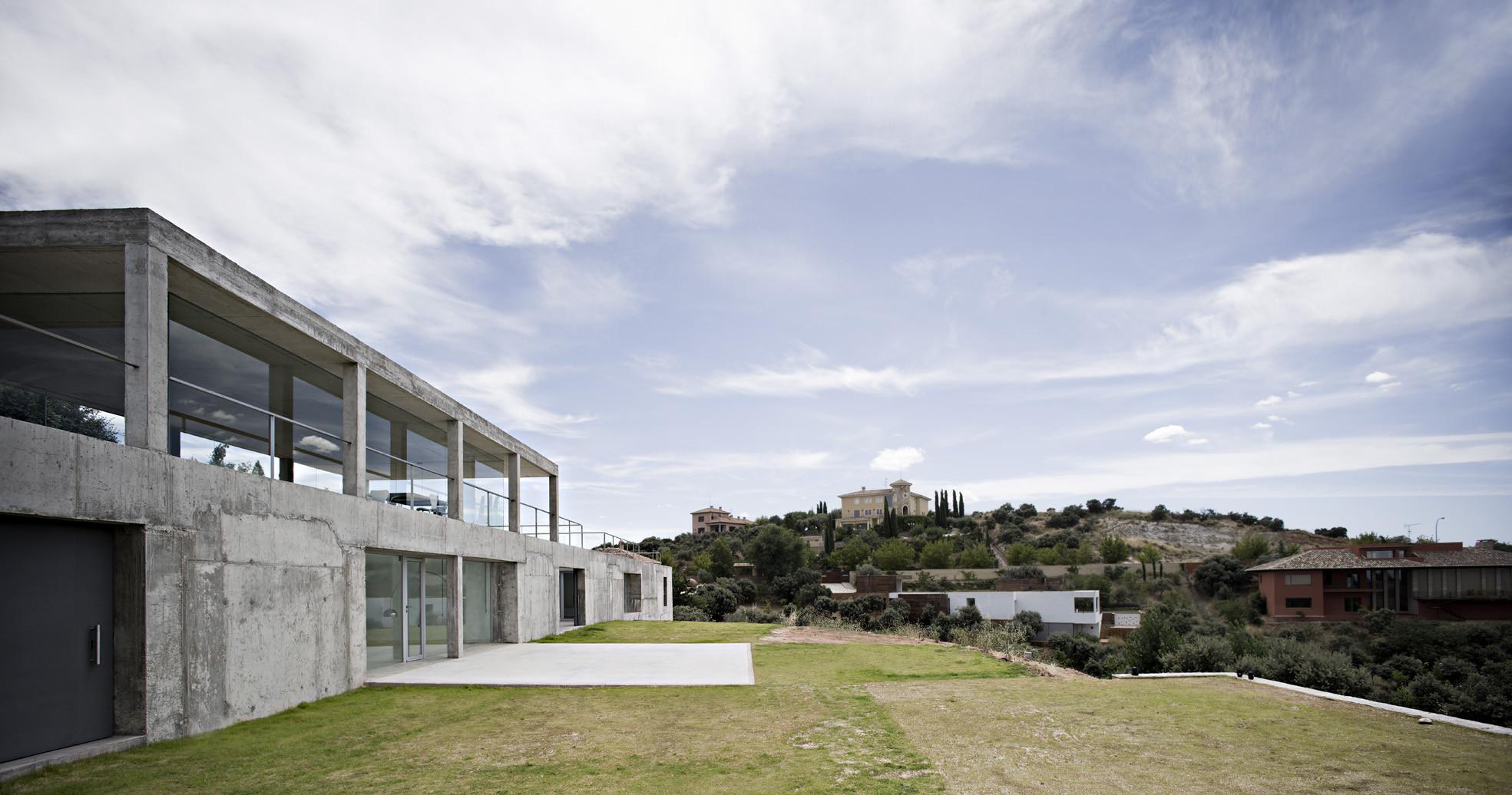 Gallery of rufo house alberto campo baeza 10 - Casa guerrero campo baeza ...