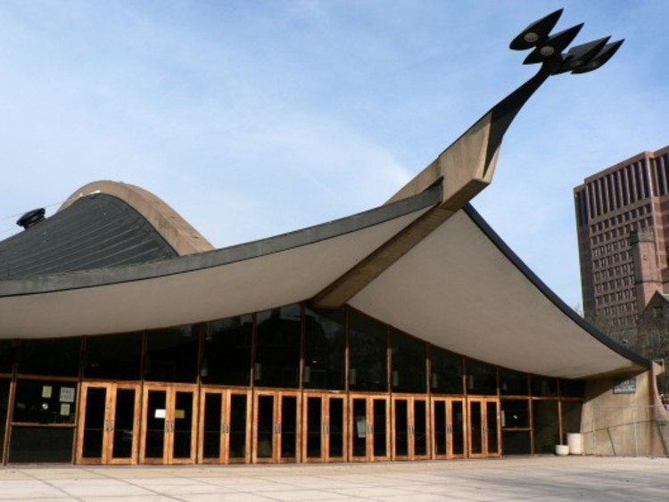 Em foco: Eliel & Eero Saarinen