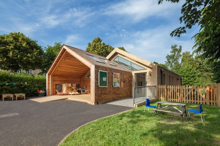 St Mary's Infant School / Jessop and Cook Architects, © Nikhilesh Haval