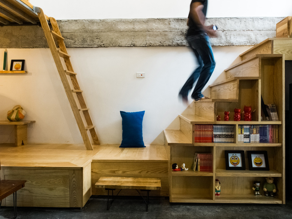 KN House / Adrei-studio Architecture, Courtesy of Adrei-studio Architecture