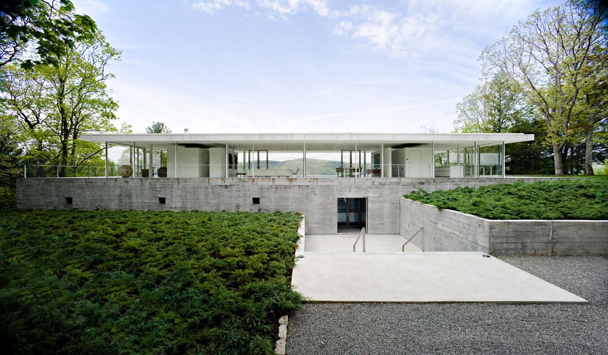 Galeria de casa olnick spanu alberto campo baeza 4 for Casa di 900 piedi quadrati