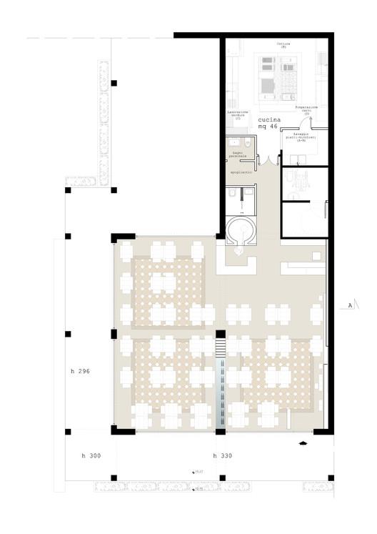 La cucineria noses architects archdaily brasil - La cucineria roma ...
