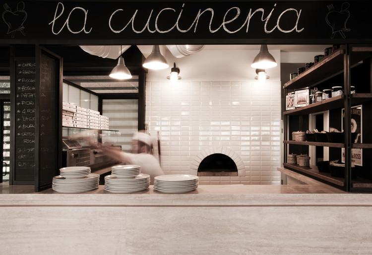 La Cucineria / Noses Architects, © Vito Corvasce