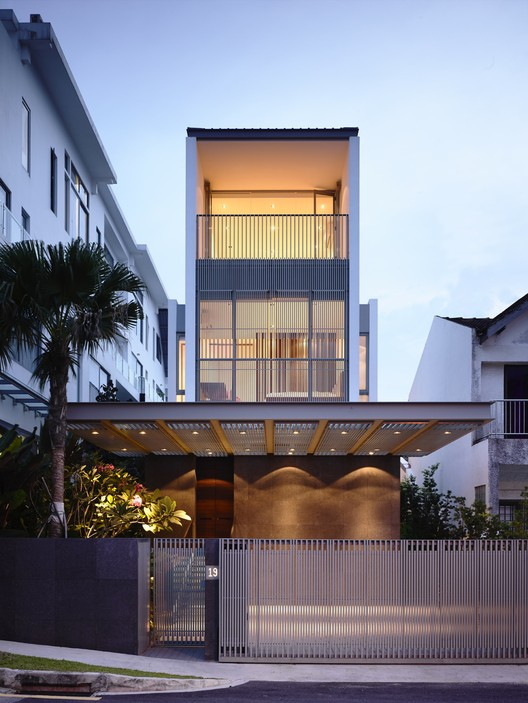 Jln Angin Laut / Hyla Architects, © Derek Swalwell