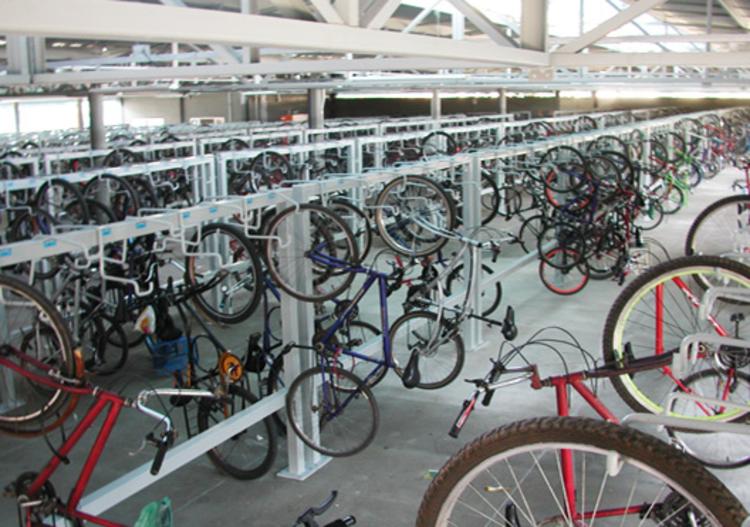 """""""Ascobike"""": O maior estacionamento de bicicletas das Américas fica no Brasil, Cortesia de ascobike.org.br"""
