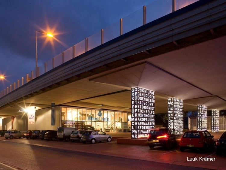 "Projeto Urbano A8erna: ativar o ""terrain vague"", ©  Luuk Kramer. Fuente: nlarchitects.nl"