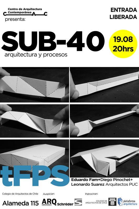 Ciclo SUB-40 Arquitectura y Procesos