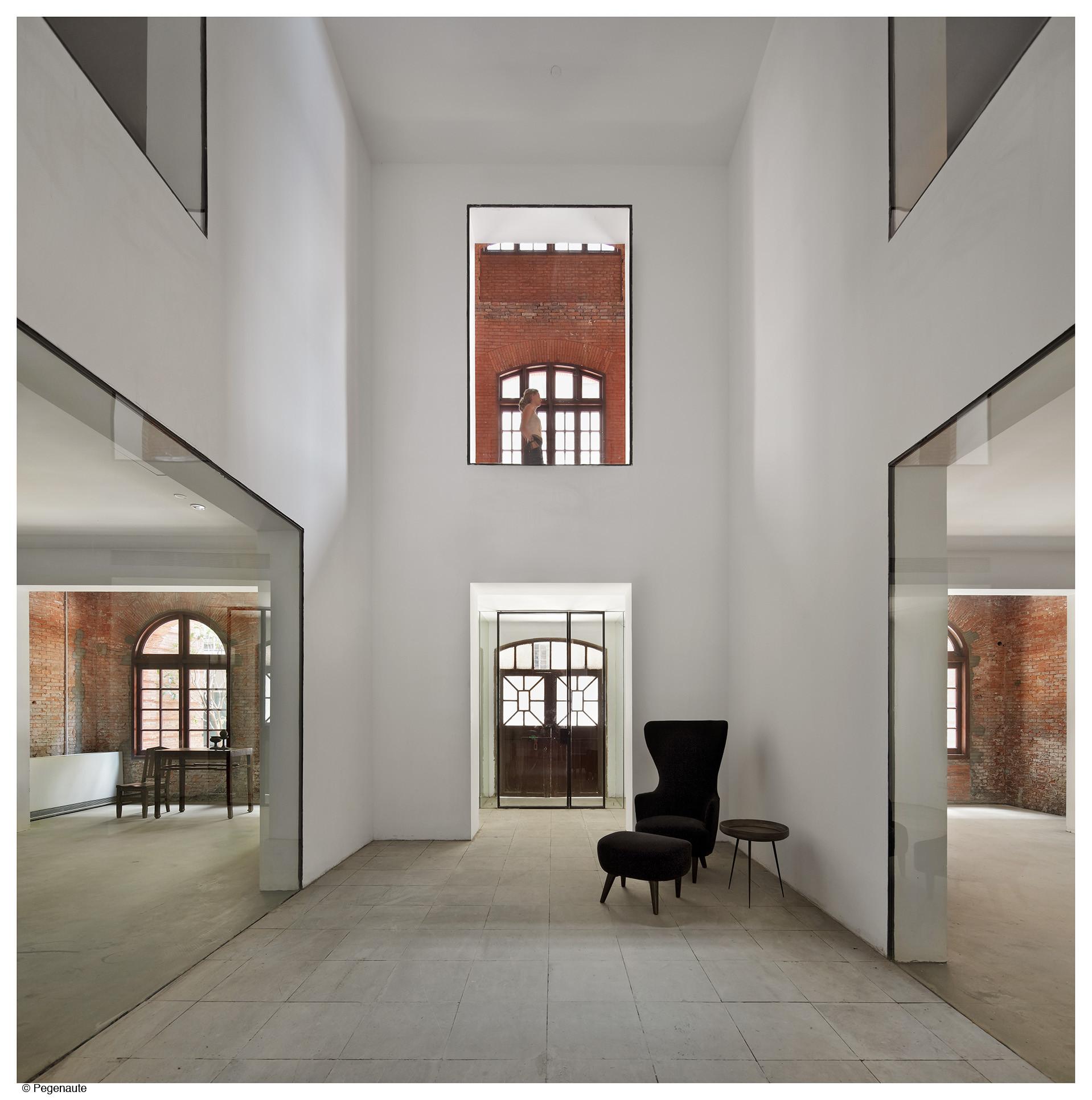 Gallery of Design Republic Design Commune / Neri&Hu Design and