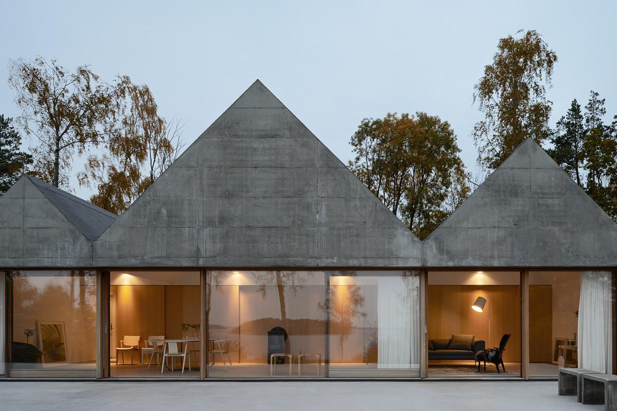Summerhouse Lagnö / Tham & Videgård Arkitekter, © Åke E:son Lindman