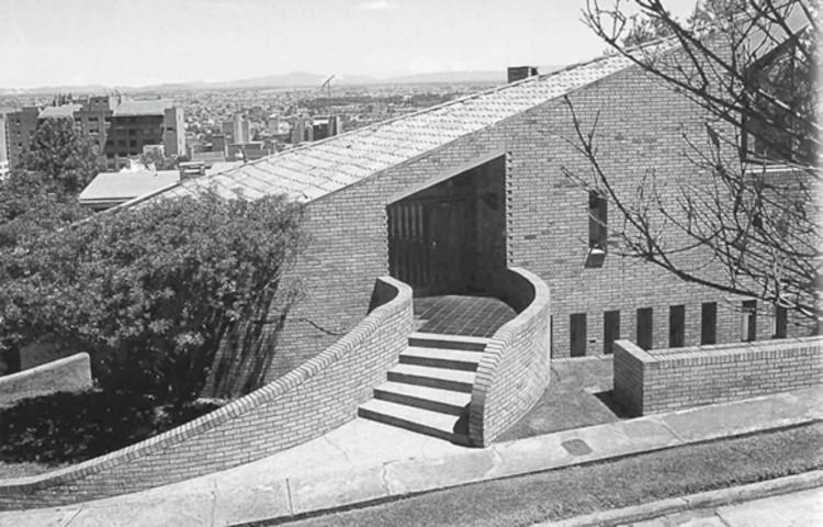 Clásicos de Arquitectura: Casa Calderón / Fernando Martínez Sanabria, © Carlos Niño Murcia