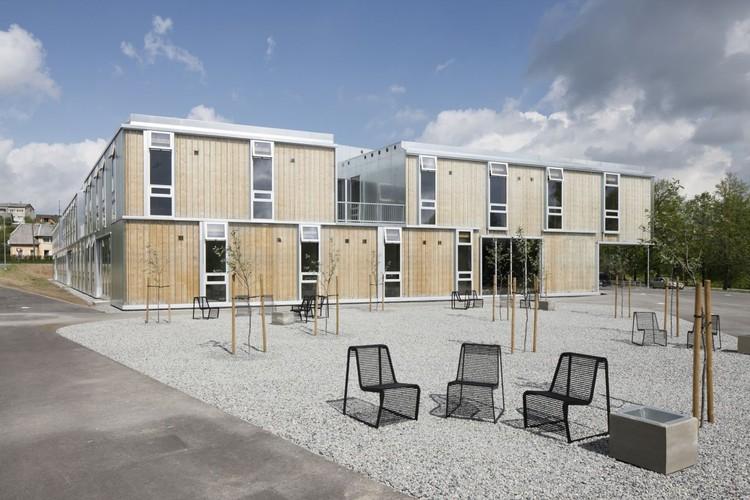 Escuela de Música y Arte Saldus / MADE arhitekti, © Ansis Starks