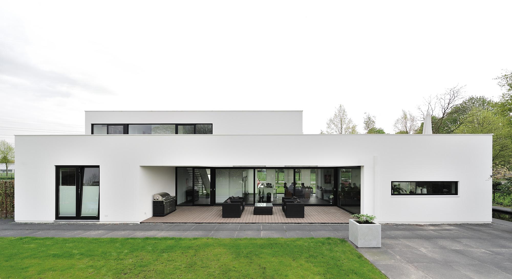 Residence Bemmel / Maxim Winkelaar + Bob Ronday, © Chiel de Nooyer