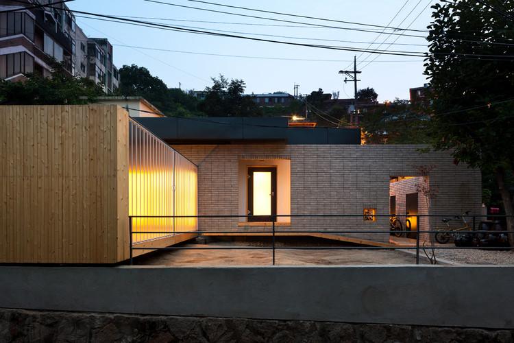 Jaehoon's Jip-Soori / Moohoi Architecture Studio, © Park Young-Che