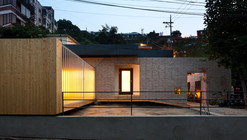 Jaehoon's Jip-Soori / Moohoi Architecture Studio