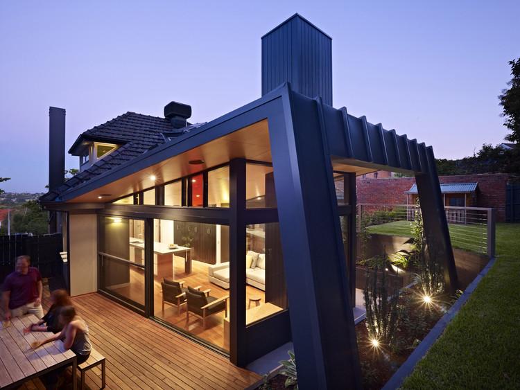 Vivienda en Kew / Nic Owen Architects, © Rhiannon Slatter