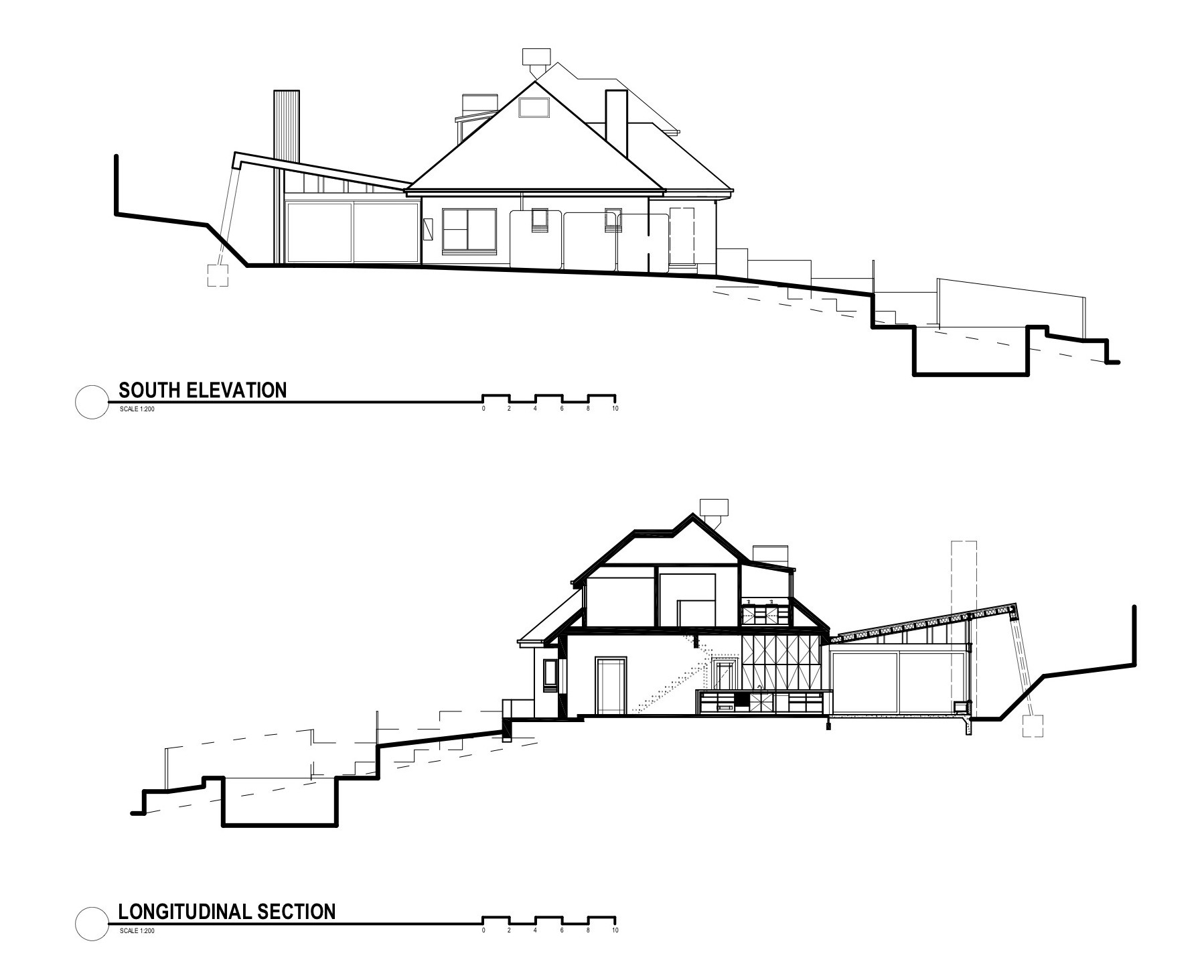 Plan Vs Elevation And Section : Gallery of kew house nic owen architects