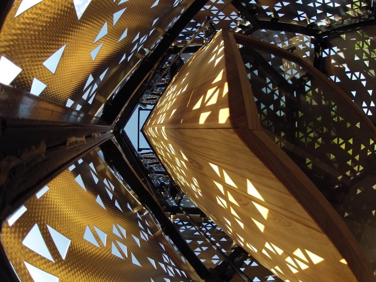 Inside2013 Competition Winners Announced, Hive City / Elevator B: An Urban Bee Habitat