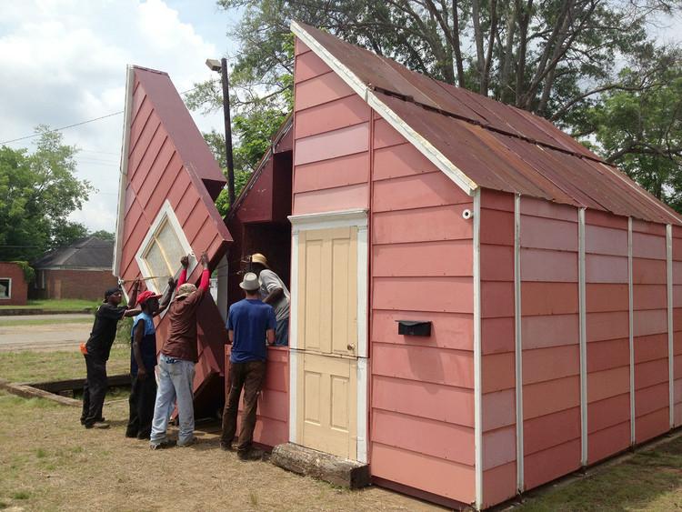 """La """"Casa Abierta"""": De una Casa a un Teatro en 90 minutos, Cortesía de Matthew Mazzotta"""