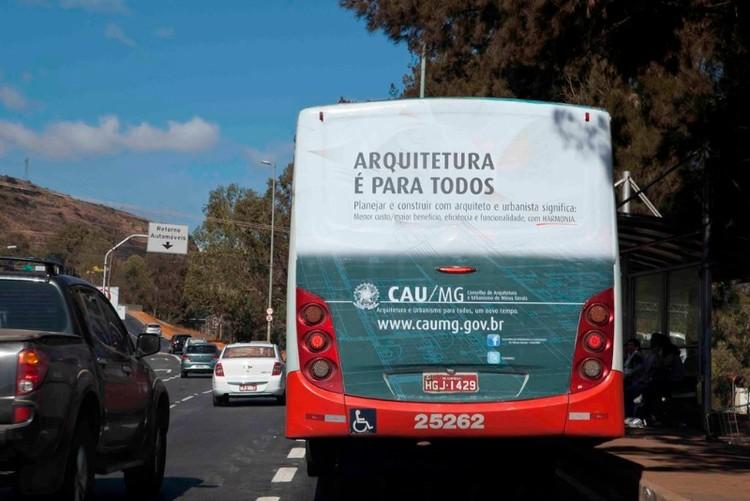 CAU/MG lança ação para democratizar a ideia de Arquitetura e Urbanismo para todos, Cortesia de CAU-MG
