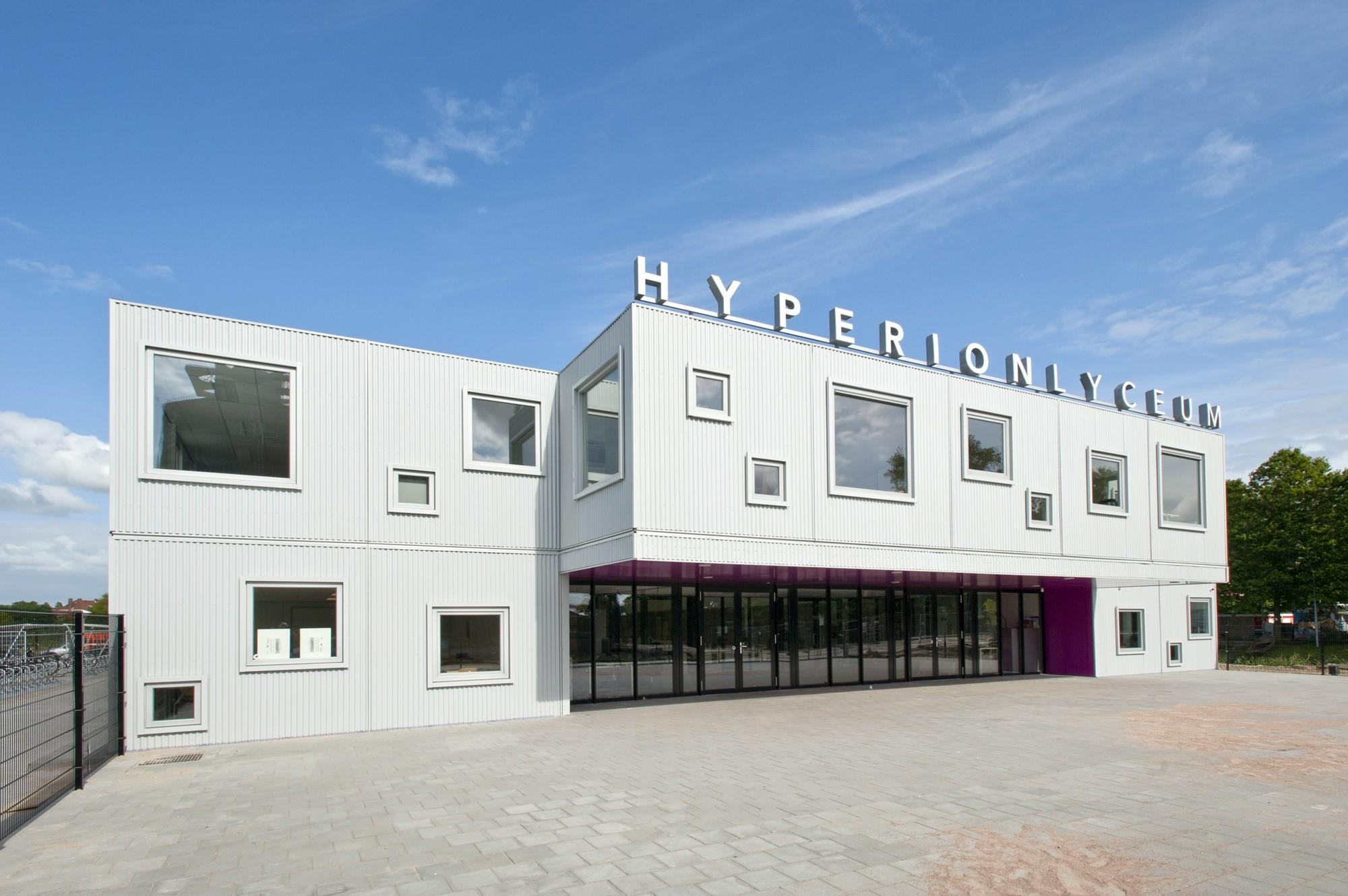 Hyperion Lyceum / Burton Hamfelt Architectuur, Courtesy of Burton Hamfelt Architectuur
