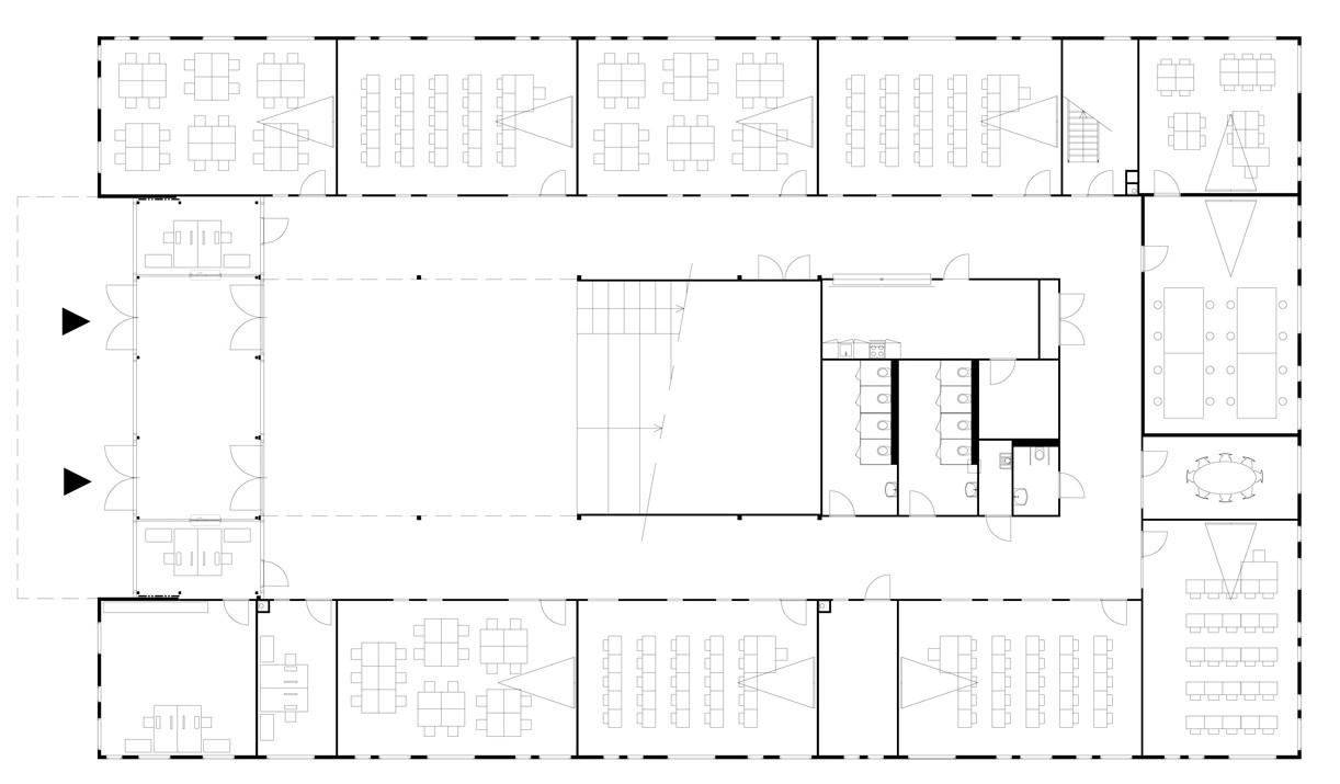 Hyperion Lyceum / Burton Hamfelt Architectuur