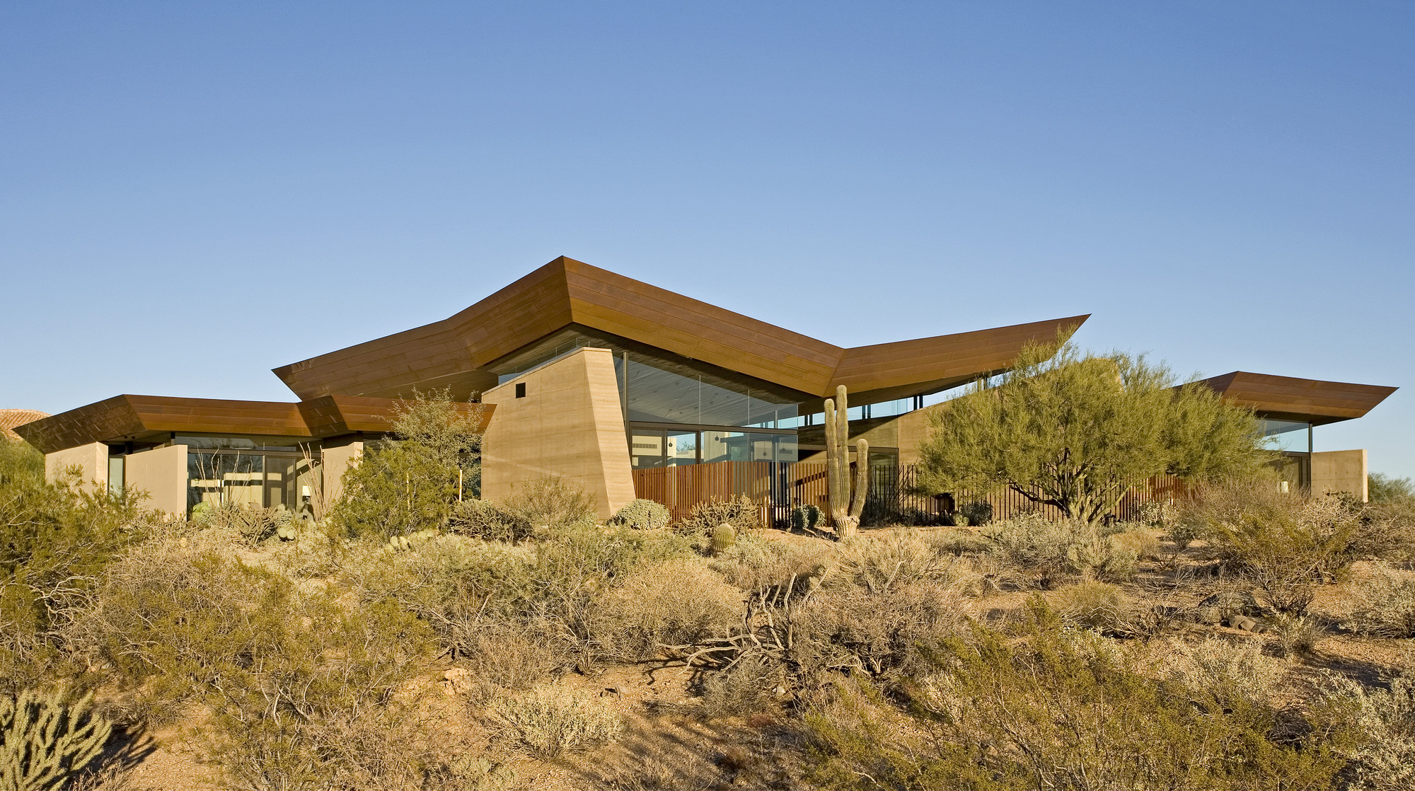 Desert Wing Kendle Design Archdaily