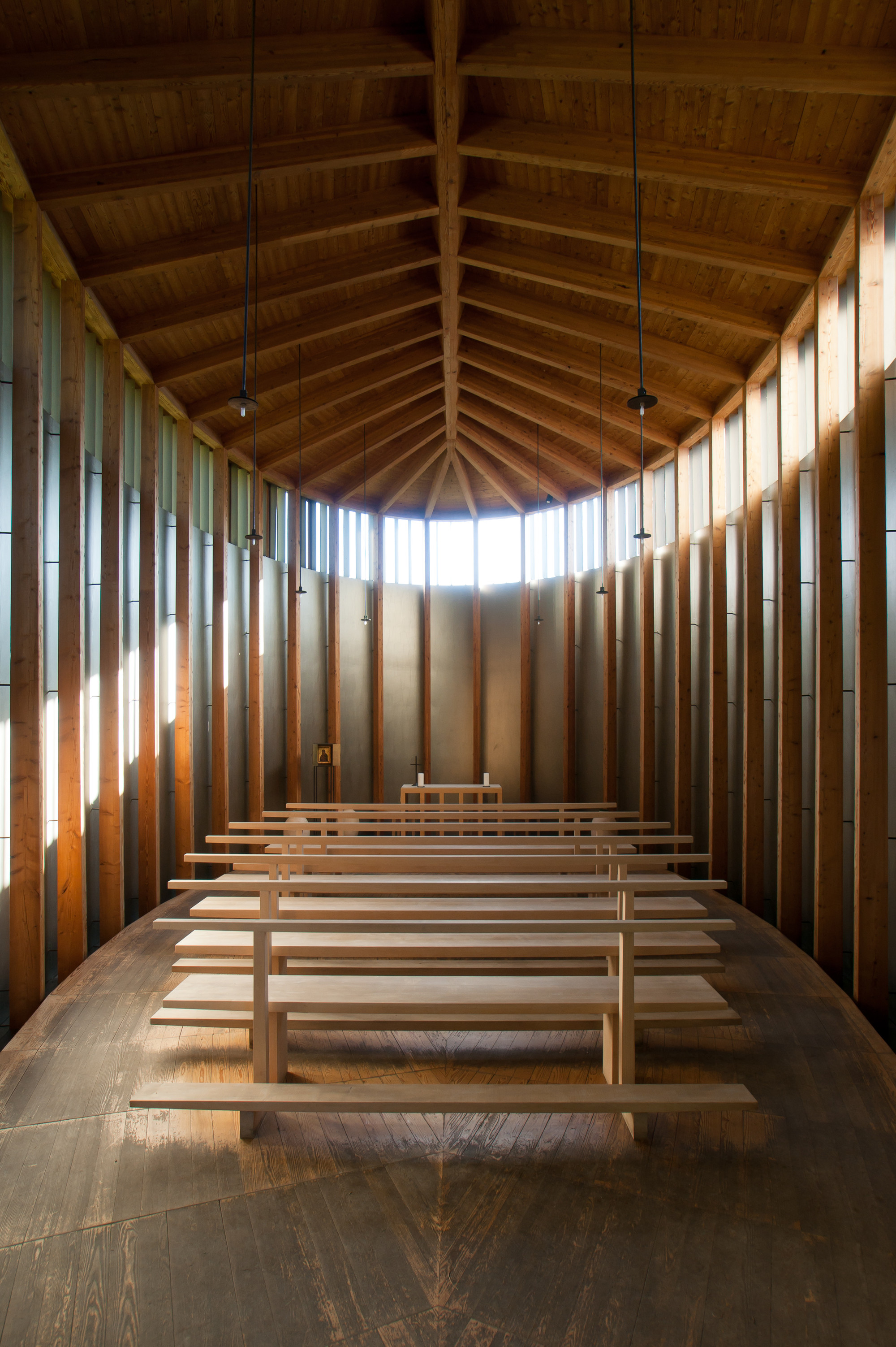 Gallery Of A Photographer S Journey Through Zumthor Valley 3