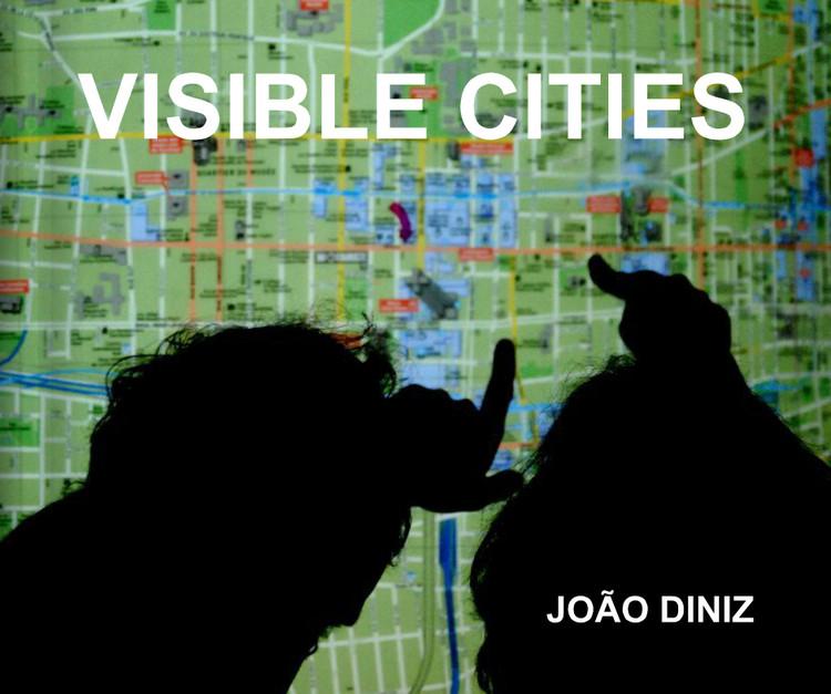 Cidades visíveis: um método errante / João Diniz, © João Diniz