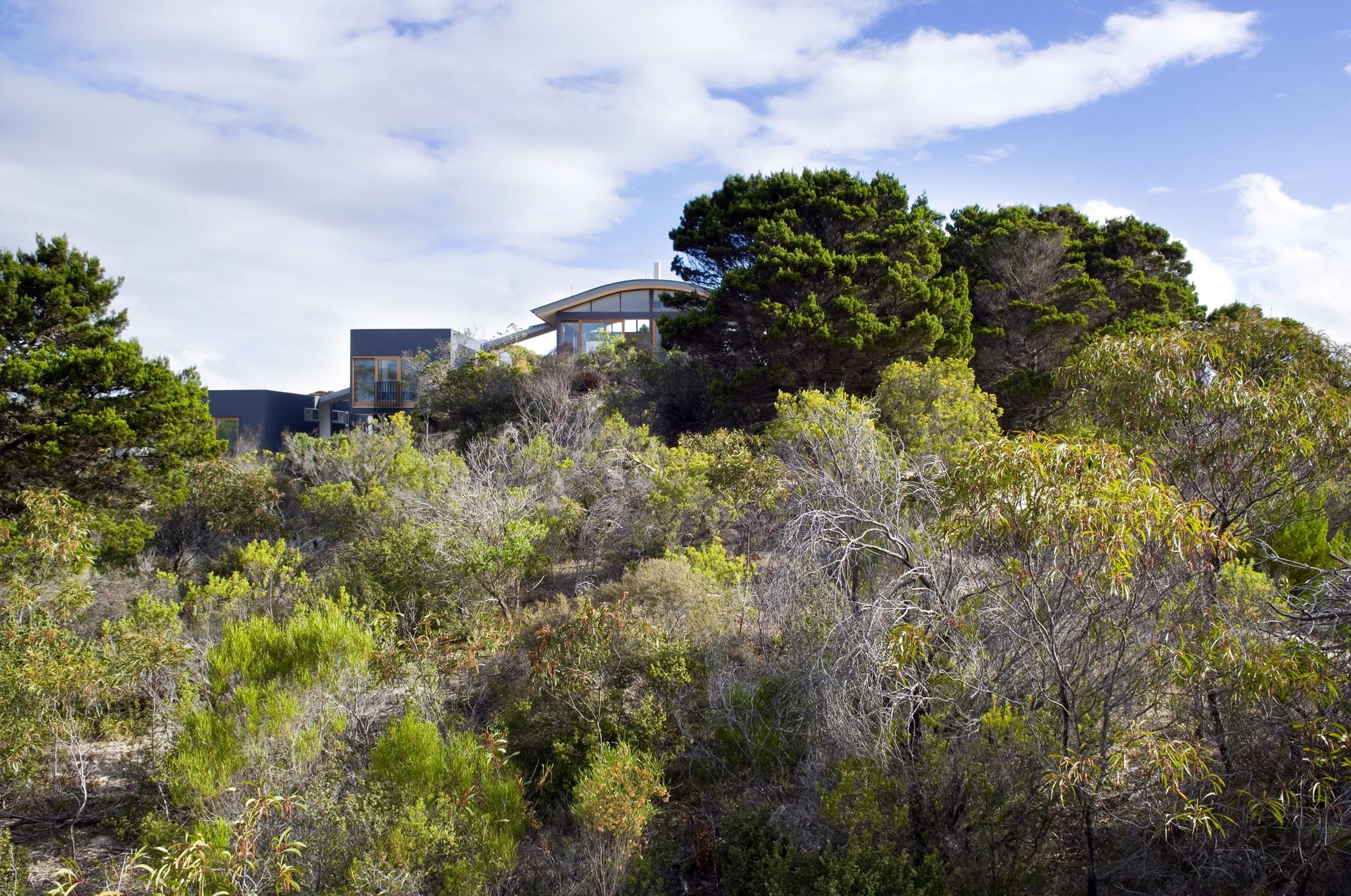 Sandhill / Max Pritchard Architect
