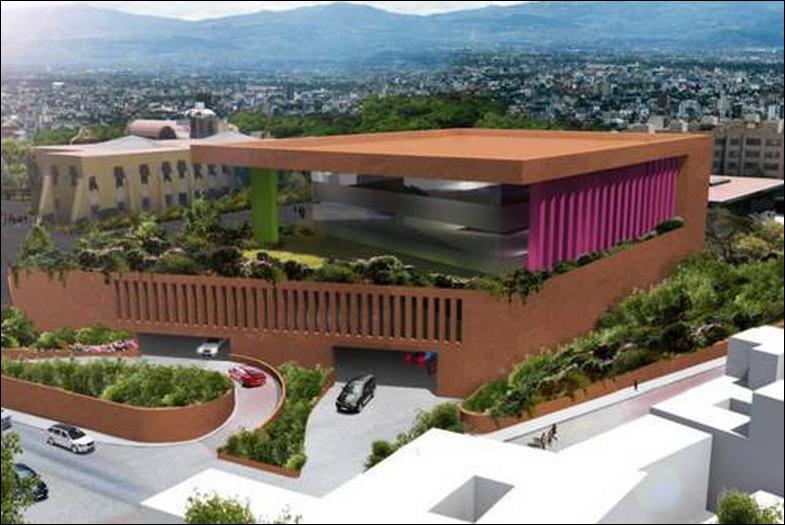 Polémica por el proyecto corredor turístico y cultural Tacubaya Luis Barragán, Courtesy of La Jornada